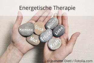 Energetische Psychotherapie